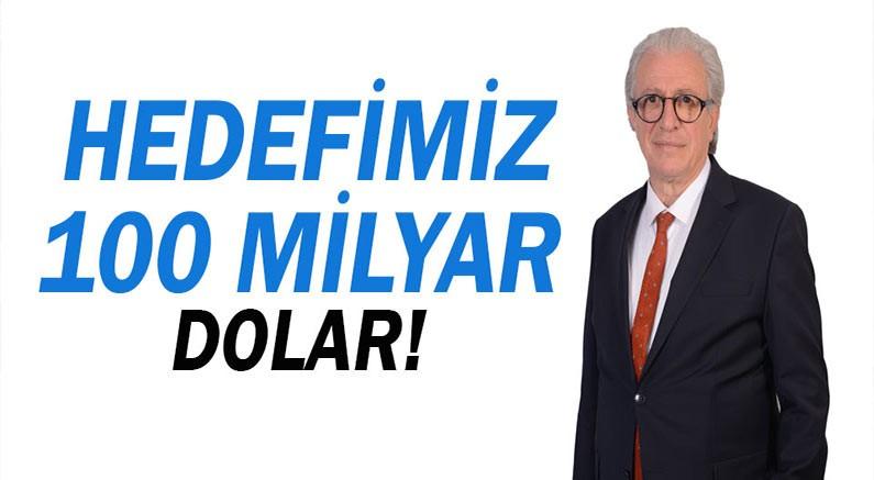Türkiye-ABD arasındaki dış ticaret e-ticaretle 100 milyar dolar hedefine koşacak.
