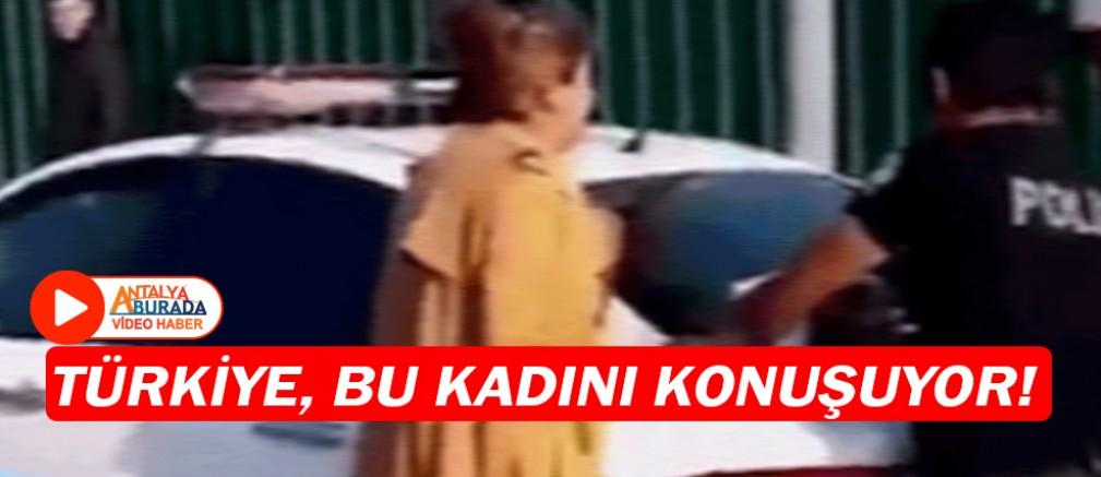 Türkiye, çığlık atan kadını konuşuyor!
