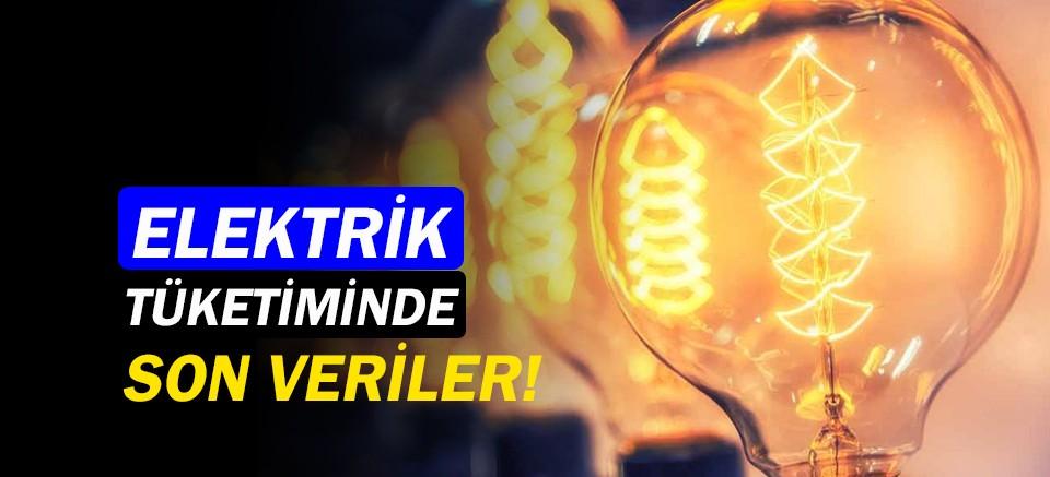 Türkiye'deki kişi başına düşen elektrik tüketimi açıklandı!