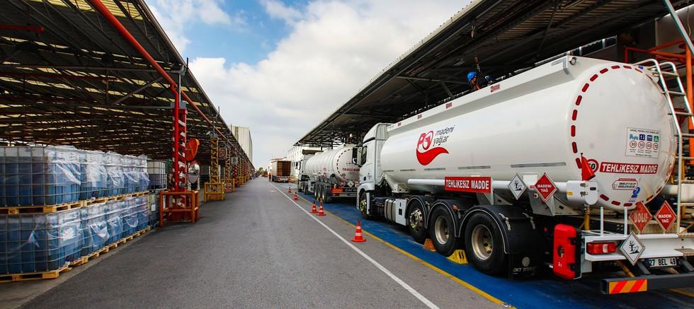 Türkiye madeni yağlar pazarının lideri: Petrol Ofisi