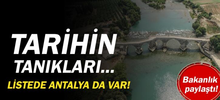 Türkiye'nin en güzel köprüleri...