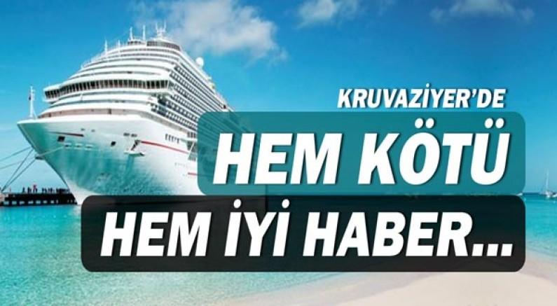 Türkiye'ye Kruvaziyer'de haberler var!