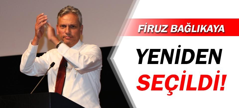 TÜRSAB Başkanı yeniden Firuz Bağlıkaya!