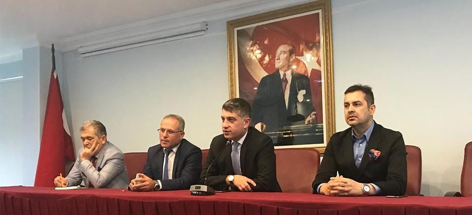 TÜRSAB Batı Antalya Bölge Başkanlığı, Kaş'ta toplandı
