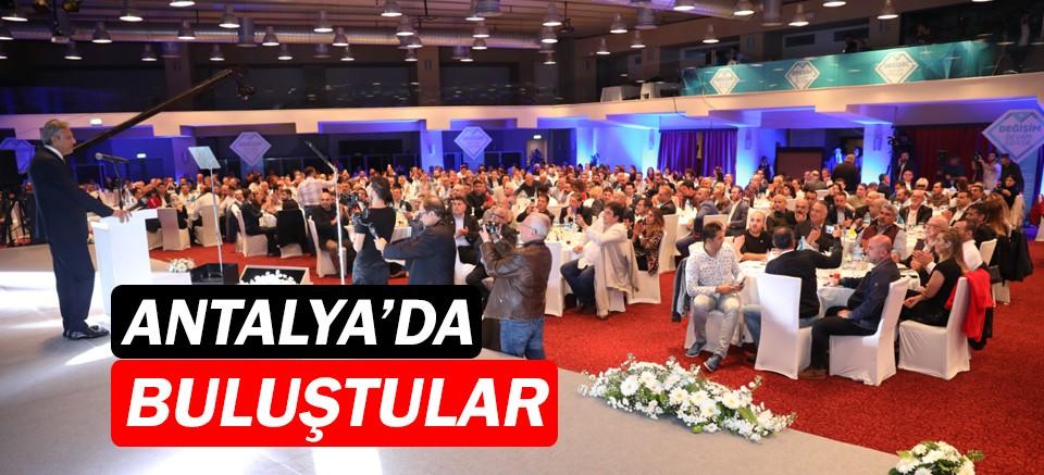 TÜRSAB'dan Antalya buluşması