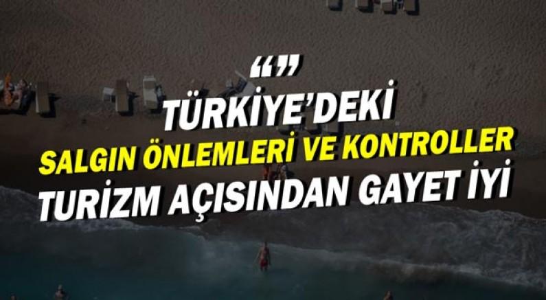 Ukrayna'nın bir numaralı turizm durağı: Türkiye!