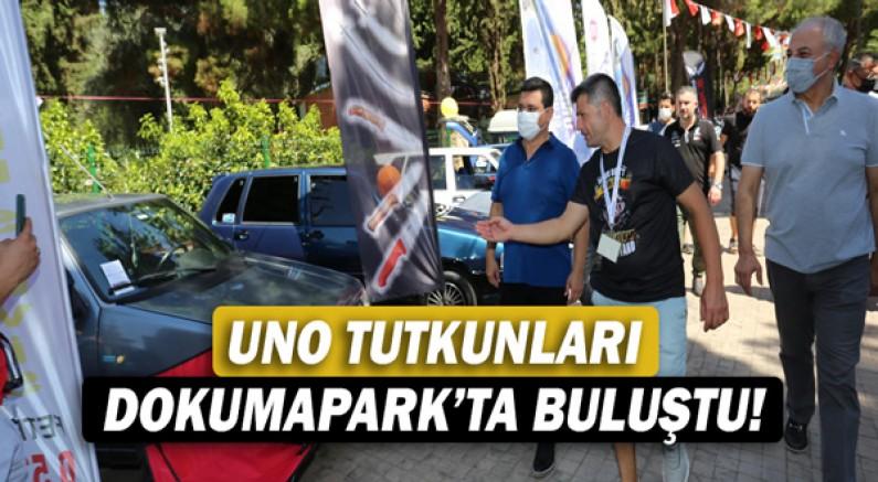 Uno tutkunları DokumaPark'ta buluştu!