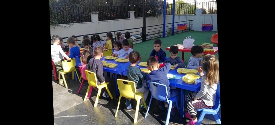 Yedi Renk Anaokulu'ndan Bahara Merhaba!