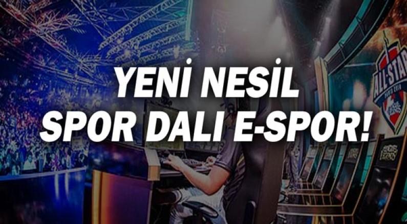 Yeni Nesil Spor Dalı E- Spor!