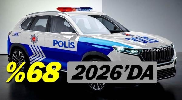 Yerli otomobil TOGG için 2026 hedefi kondu.