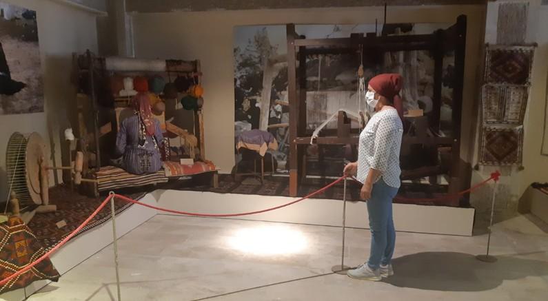 Yörük Müzesi yeniden ziyarete açıldı