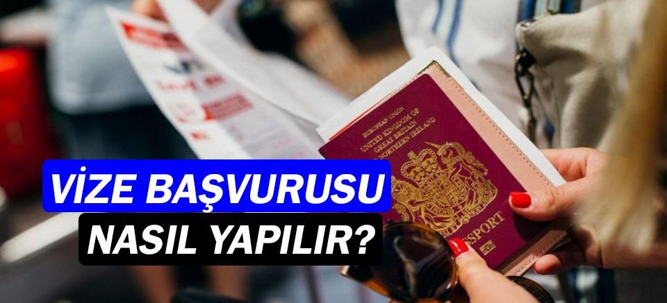 Yurt dışı eğitimi için vize başvurusu nasıl yapılır?