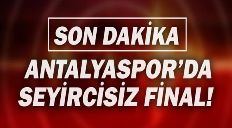 Ziraat Türkiye Kupası Finali için son seyirci kararı!